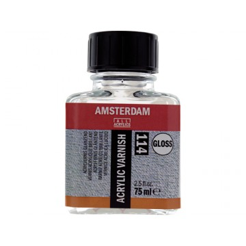 AMSTERDAM Acrylverf Vernis Mat Flacon 75ml