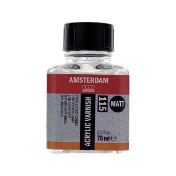 AMSTERDAM Acrylvernis Glanzend 75ml