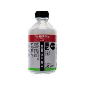 AMSTERDAM Acrylmedium Mat 250ml