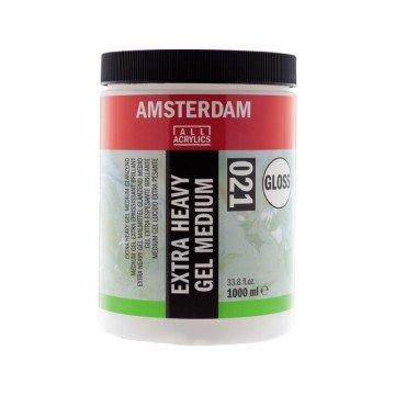 AMSTERDAM Extra Heavy Gel Medium Glanzend 1Liter