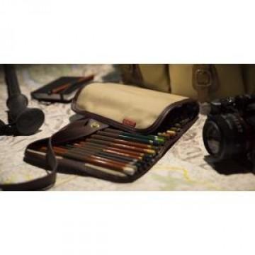 DERWENT Potlodentas voor 30 Potloden + Accessoires