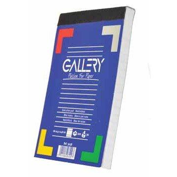 GALLERY Notablok 100vel A6 Gelijnd