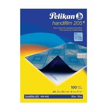 PELIKAN carbonpapier Handifilm 205 etui van 10 bla