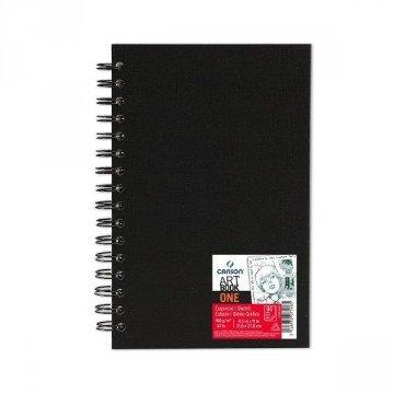 CANSON Schetsboek One 80vel  27.9x36.6  Spir 100gr