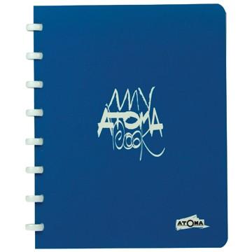 ATOMA Schrift Geruit My Atoma  A4144 Bladzi