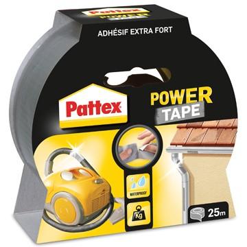 PATTEX Power Tape 25m Grijs