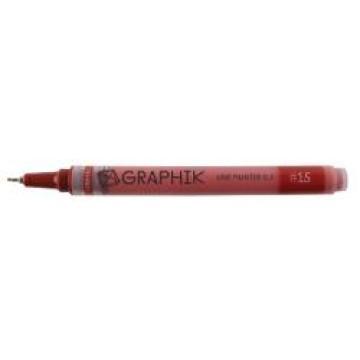 DERWENT Graphik Linepainters 0,5mm Bricklane nr15