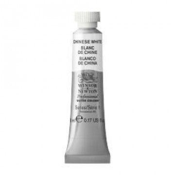 W&N Aquarelverf tube 5ml Chinees Wit