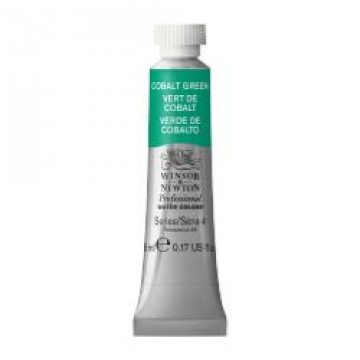 W&N Aquarelverf tube 5ml Kobaltgroen