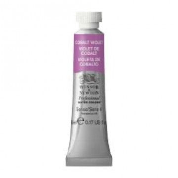 W&N Aquarelverf tube 5ml Kobalt Violet