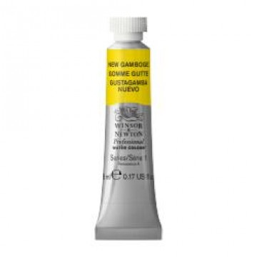 W&N Aquarelverf tube 5ml Gamboge N