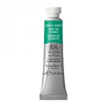 W&N Aquarelverf tube 5ml Kobaltgroen