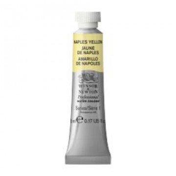 W&N Aquarelverf tube 5ml Napels Geel