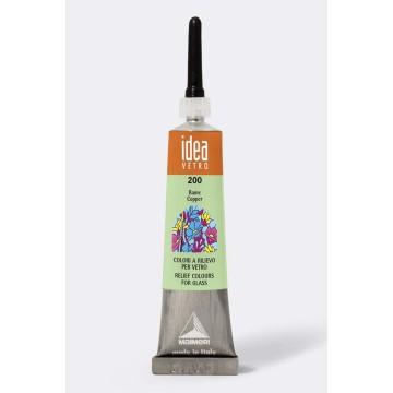 IDEA Tube 20ml Relief voor Glas Koper