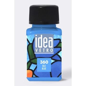 MAIMERI Idea 60ml glasverf Blauw