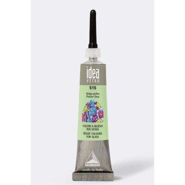 IDEA Tube 20ml Relief voor Glas Grijs