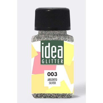 MAIMERI Idea 60ml  Glitter Zilver