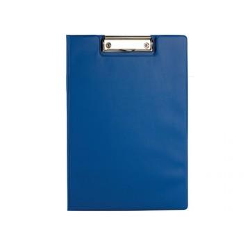 ALCO Klemmap Dubbel A4 Blauw