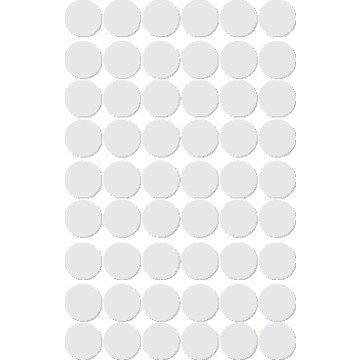 APLI ronde etiketten in etui diameter 13 mm