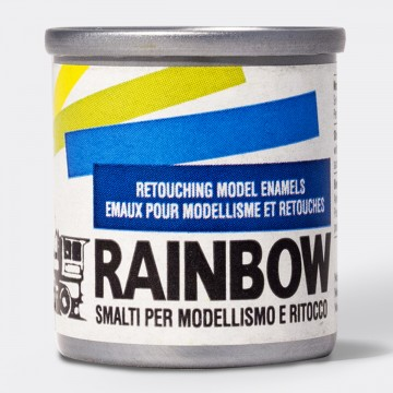 RAINBOW Modelbouwlak 17ml Blauw Navy