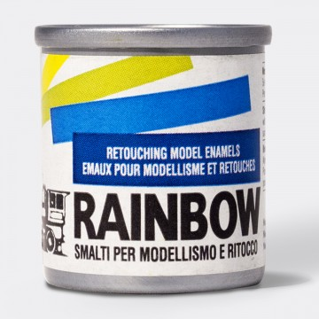 RAINBOW Modelbouwlak 17ml Blauw Cerulean