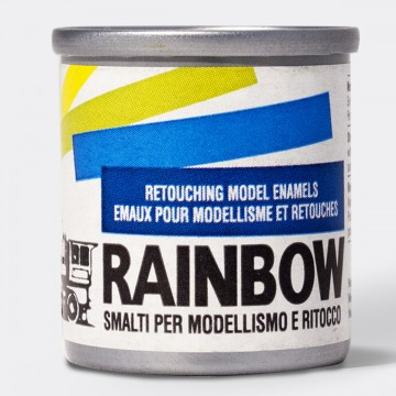 RAINBOW Modelbouwlak 17ml Blauw Kobalt