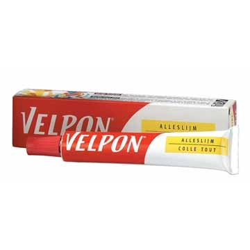VELPON Lijm 25ml in Doosje