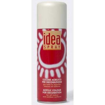 IDEA Acrylverf Spray  200ml  Ivoor