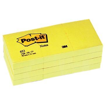 POST-IT Memo-blok 3,8x5cm