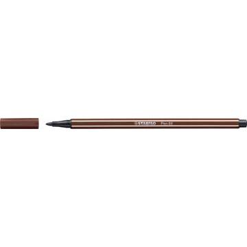 STABILO Pen 68 Donkerbruin