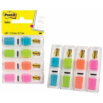 POST-IT Indextabs Smal 4x35