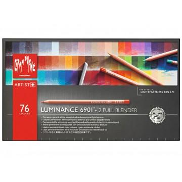 CARAN D'ACHE Luminance 76 Kleurpotloden