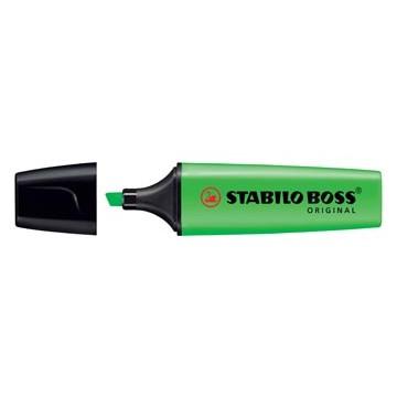 STABILO BOSS Tekstmarker Groen