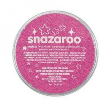 SNAZAROO Kinderschmink Potje 18 ml Glitter Roze