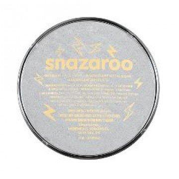 SNAZAROO Kinderschmink Potje 18 ml Zilver