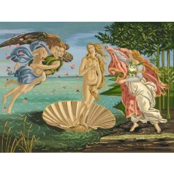 """REEVES Schilderen op nummer """"Venus""""30x40cm"""