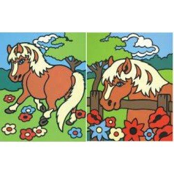 """REEVES Schilderen op nummer """"Pony"""""""