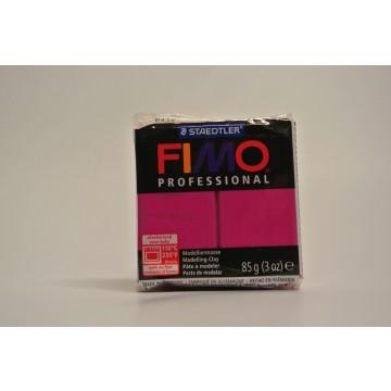 FIMO  Boetseerklei Professional 85gr Magenta