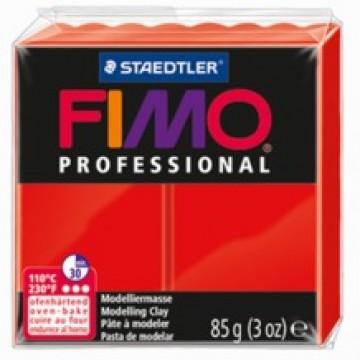 FIMO  Boetseerklei Professional 85gr Karmijn