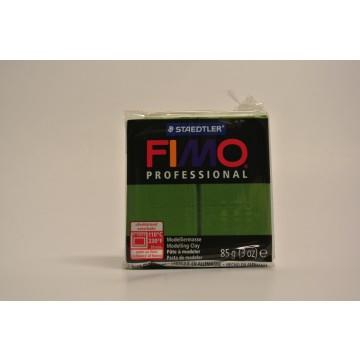 FIMO  Boetseerklei Professional 85gr Bladgroen