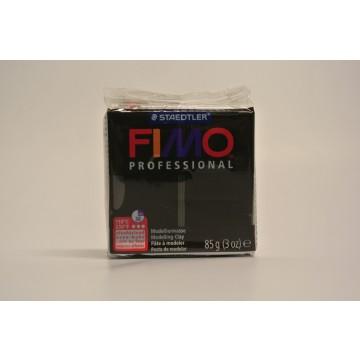 FIMO  Boetseerklei Professional 85gr Zwart