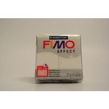 FIMO  Boetseerklei 57gr  Neutraal transparant