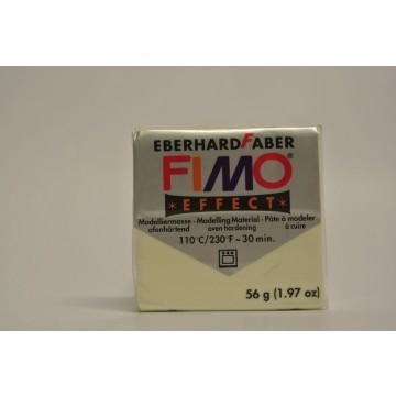 FIMO  Boetseerklei 57gr Nachtlichtend