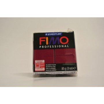FIMO  Boetseerklei Professional 85gr Bordeaux