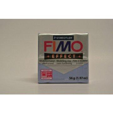 FIMO Effect Boetseerklei 57gr  Blauw