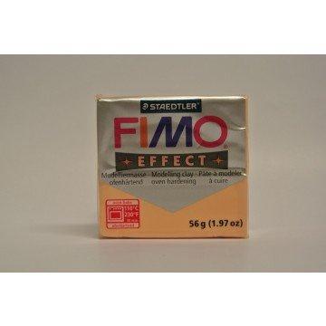 FIMO Effect Boetseerklei 57gr Perzik