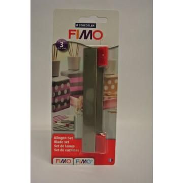 FIMO Set 3 Mesjes Zeer Scherp