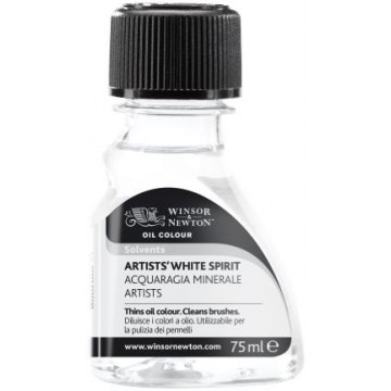 W&N OMV Terpentine Artist's White Spirit 75ml