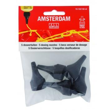 AMSTERDAM  5 DOSEERTUITEN