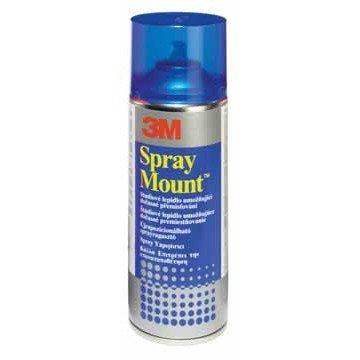 3M Spraymount 400ml Tijdelijke Montagelijm